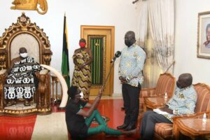 Create enabling environment for pension funds to impact economy positively – Otumfuo